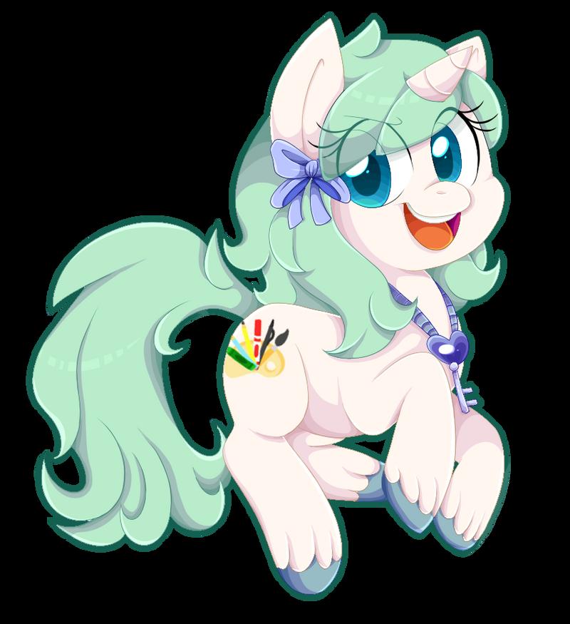 Ponysonaaaa by Sammi-Arts