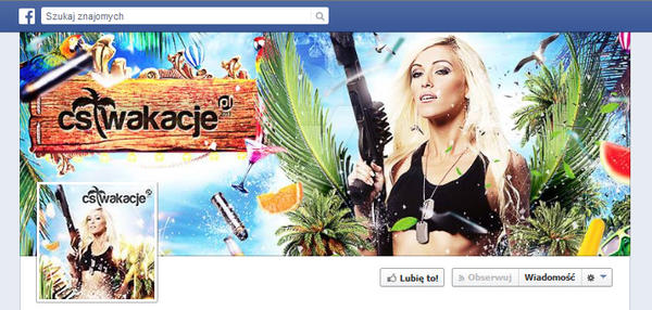 Cs FACEBOOK TIMELINE COVER by wilhelm1989