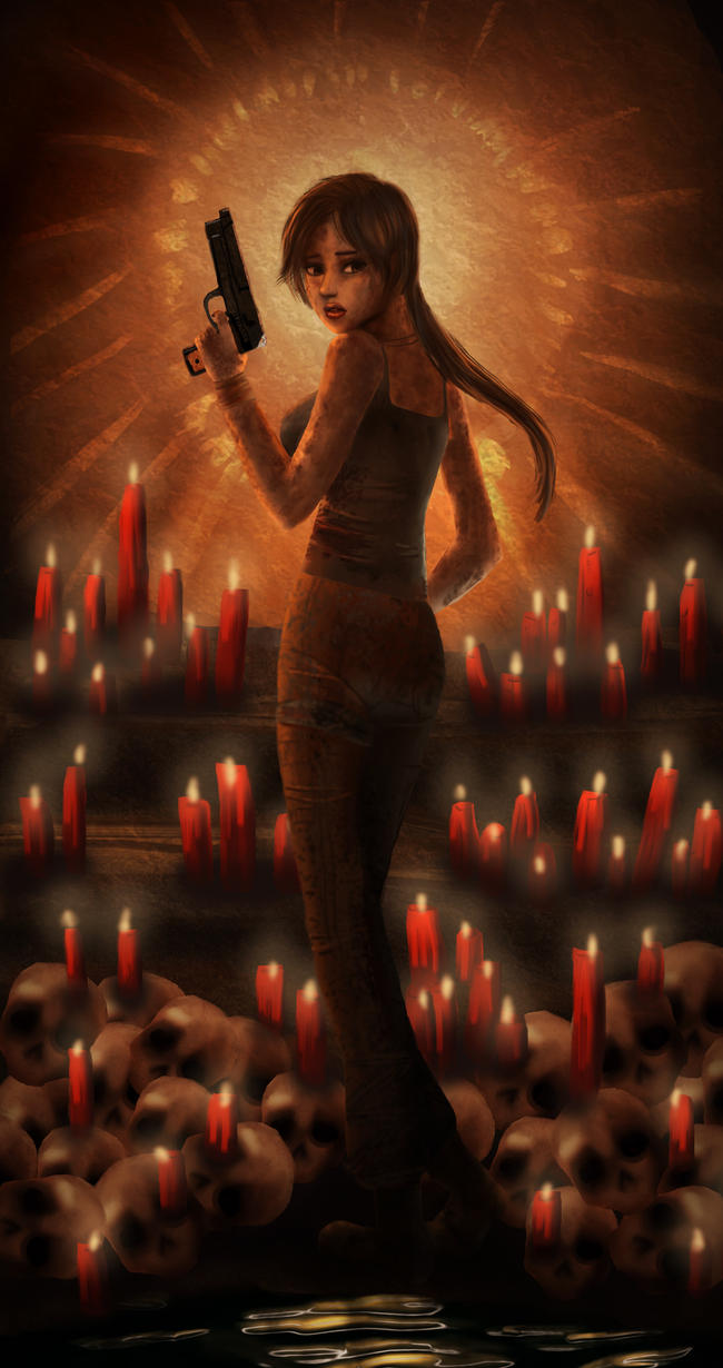Tomb Raider by Jetti-G