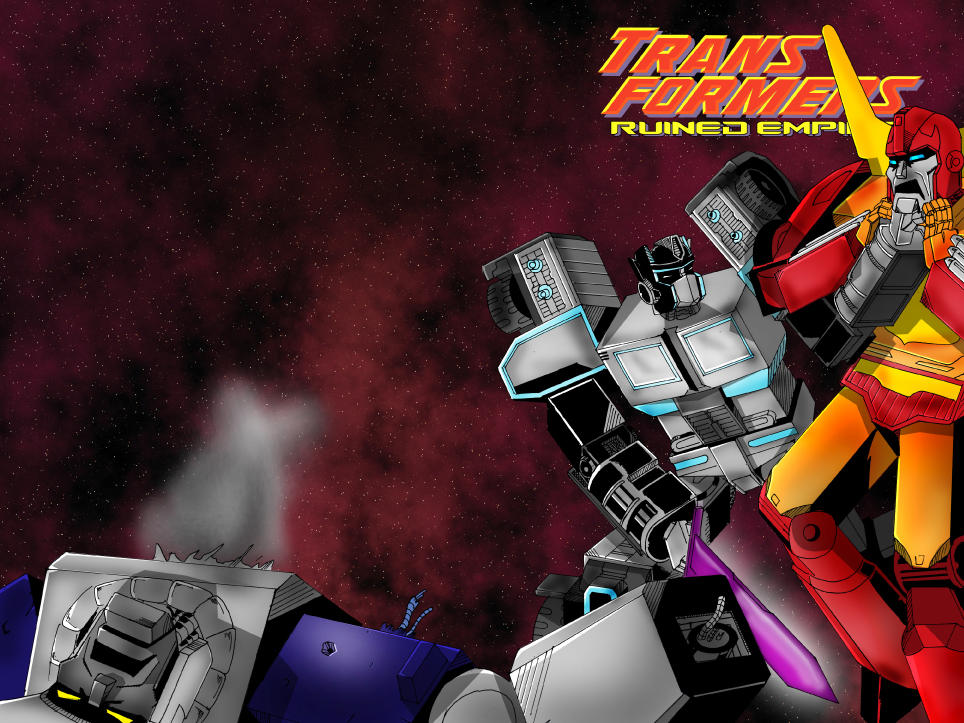 Transformers: Ruined Empire 1 by AndyTurnbull