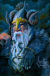 Veles - god of the Underworld