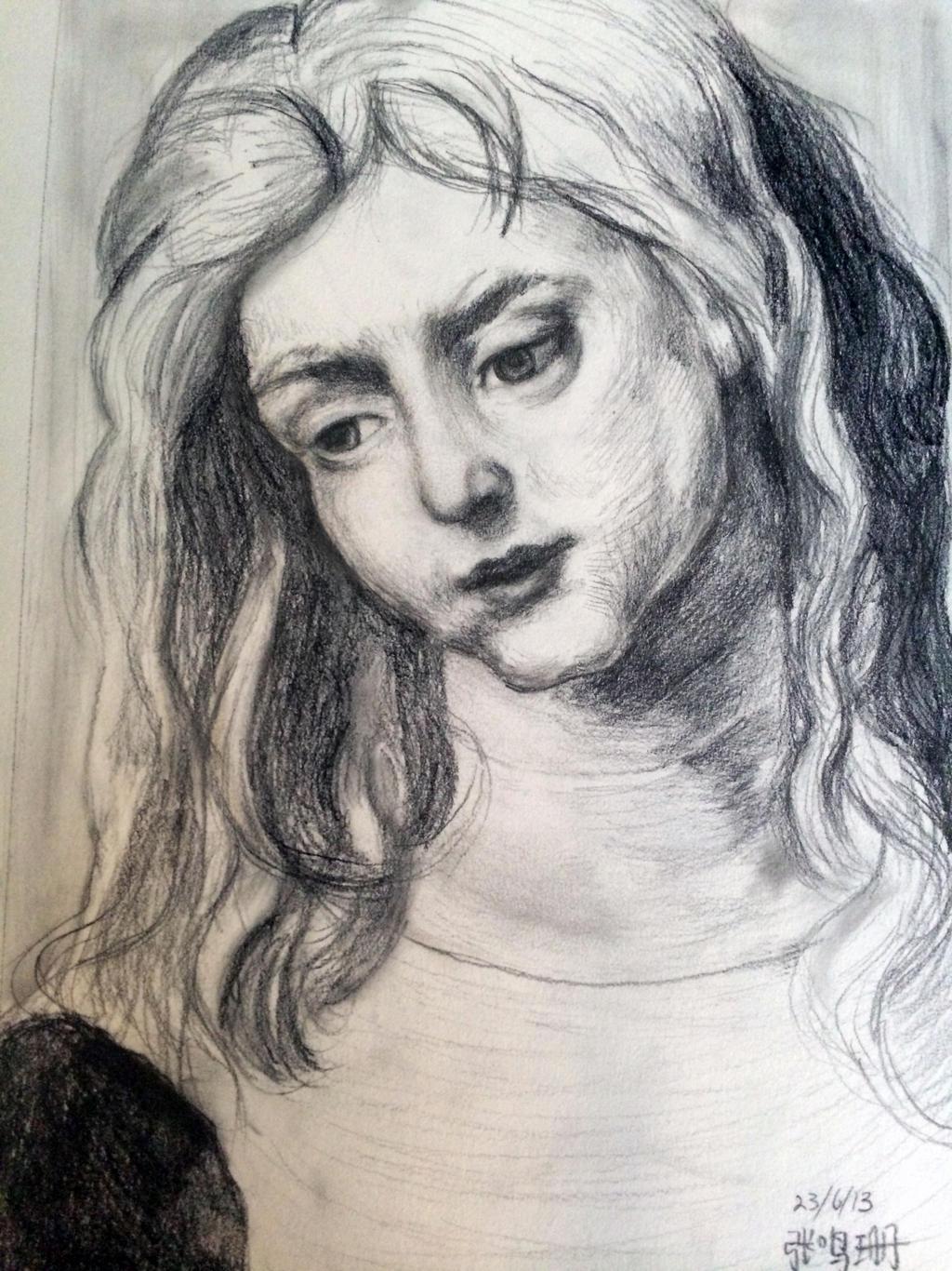 Man Sketch by senpaiiii