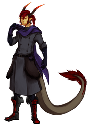 Ifrit Full Body by synodicmeg