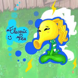 Gift - Electric Pea by neko-kumicho-chan