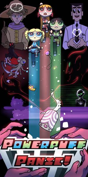 Powerpuff Panic! Poster