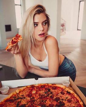 Hot girls fast food-0hgff-025