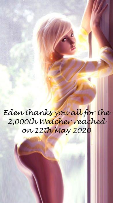 Eden-Your Perfect Silhouet-2000th Watcher