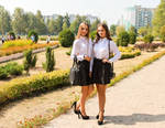 Two Office Girls-lunch hour-26