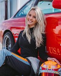 Lindsay Brewer-01... female racing car driver.