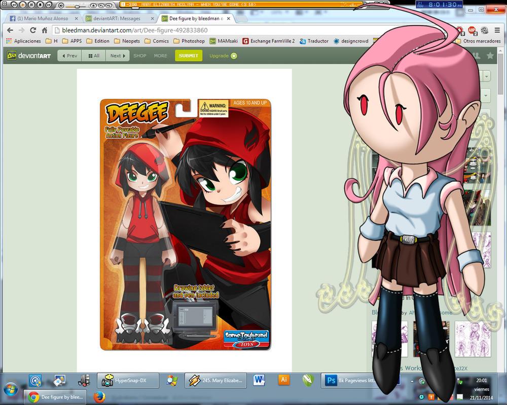 Screenshot meme - Littsi toy by MAMsaki