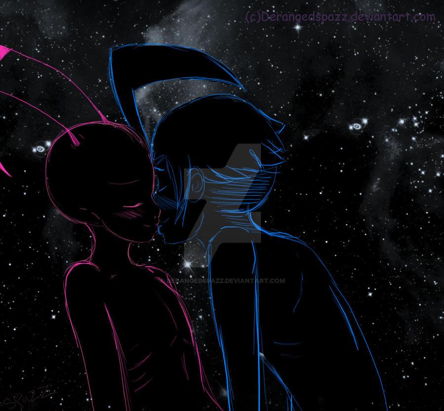 ZaDr.: Ill be your Star..: by DerangedSpazz