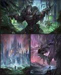 Dark hunter project