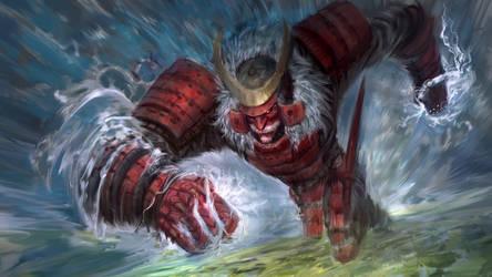 Samurai Thunder