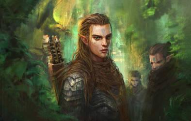 Elf prince
