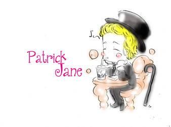 [TM FAN ART] Patrick Jane (adv ver.) by heisiuyan