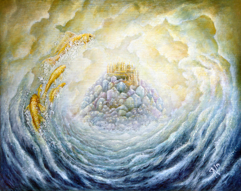 Poseidons Felsen by shanysh