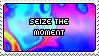 Seize the Moment by delusional-dreams