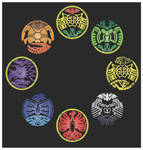 All OOOs combos symbols