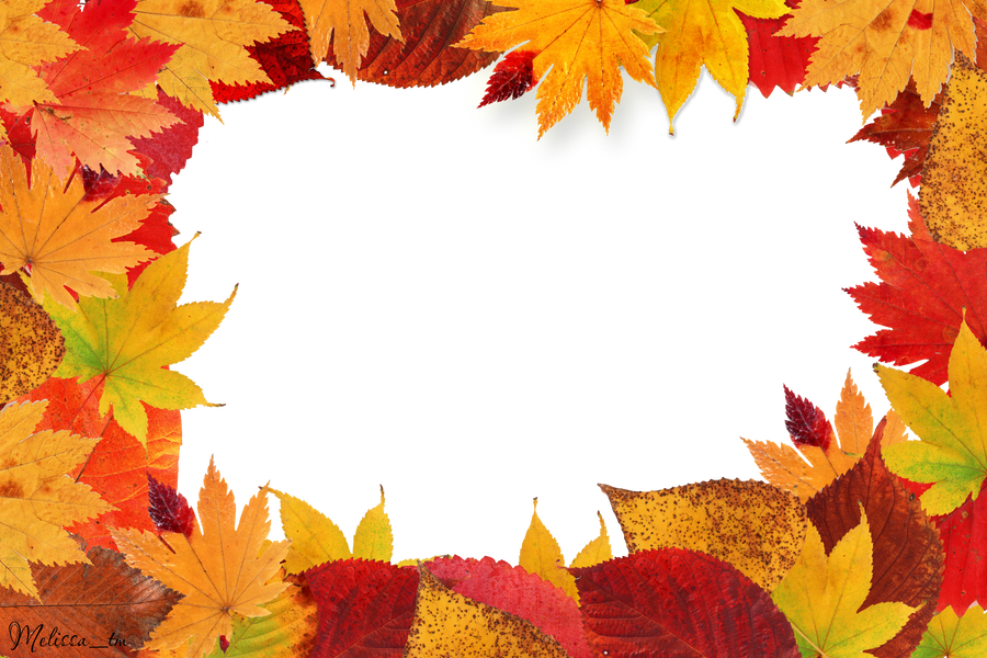 frame PNG autumn leaves by Melissa-tm on DeviantArt