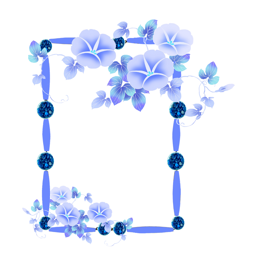 Frame Png With Flowers By Melissa Tm On Deviantart