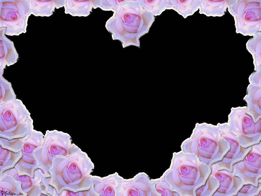 rose heart frame png by Melissa-tm on DeviantArt