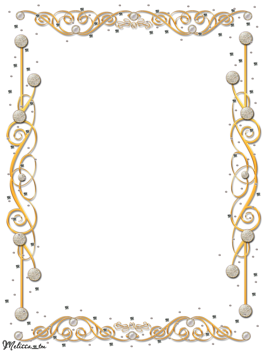 Golden frame with gems by melissa tm resources stock images