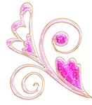 pink swirls png