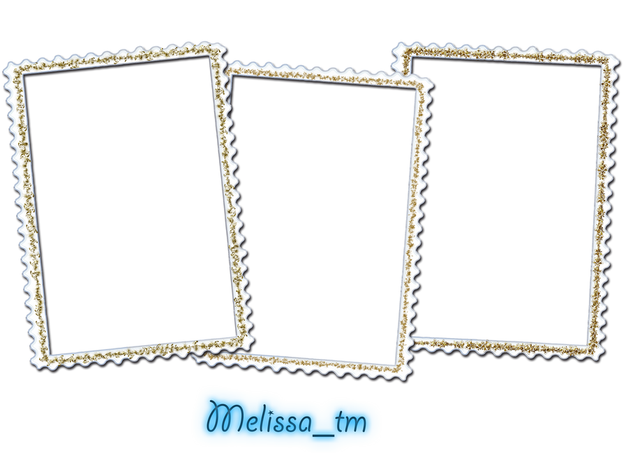 Swirl Frame Png Three White Frames Png by