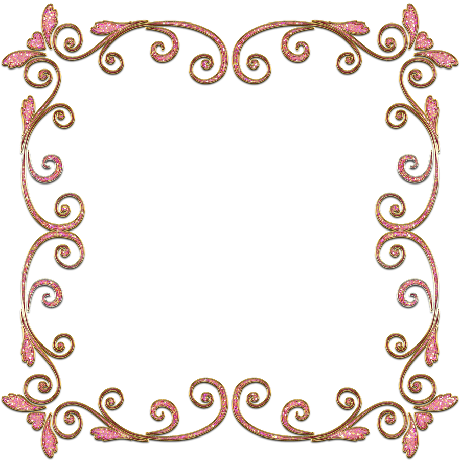 Swirl Frame Png Frame With Swirls Png by