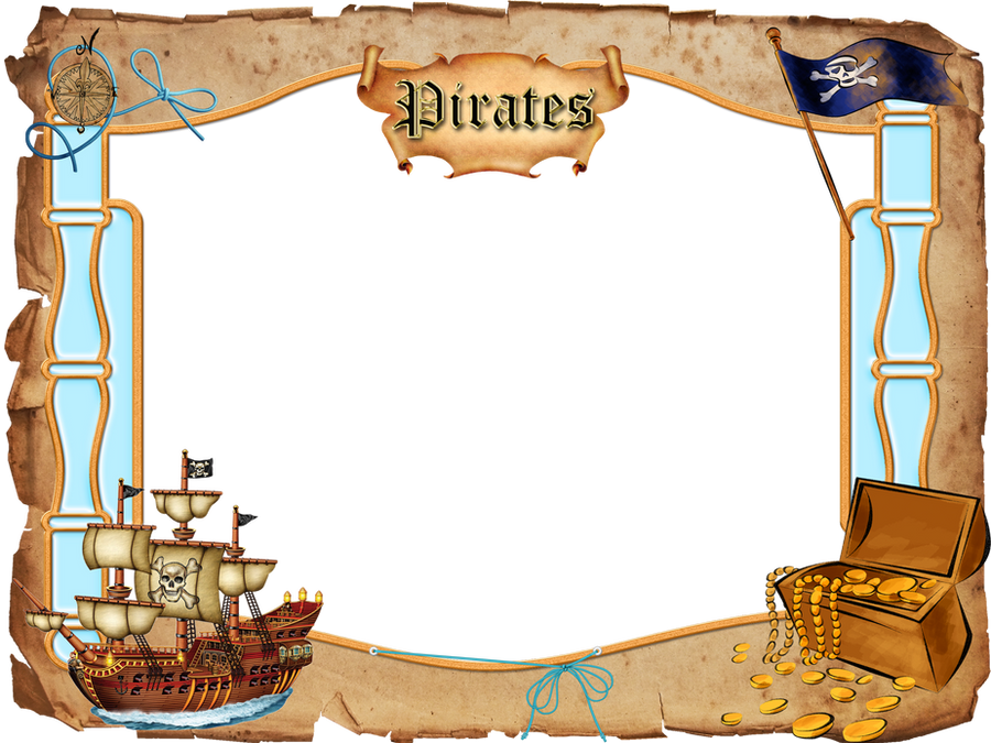 pirates frame png by Melissa-tm on DeviantArt
