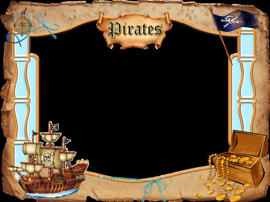 pirates frame png by Melissa-tm on DeviantArt