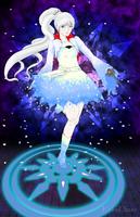 Snow Angel RWBY by kokochaos