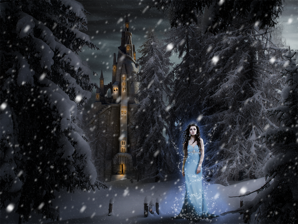 The Snow Queen by ransie84
