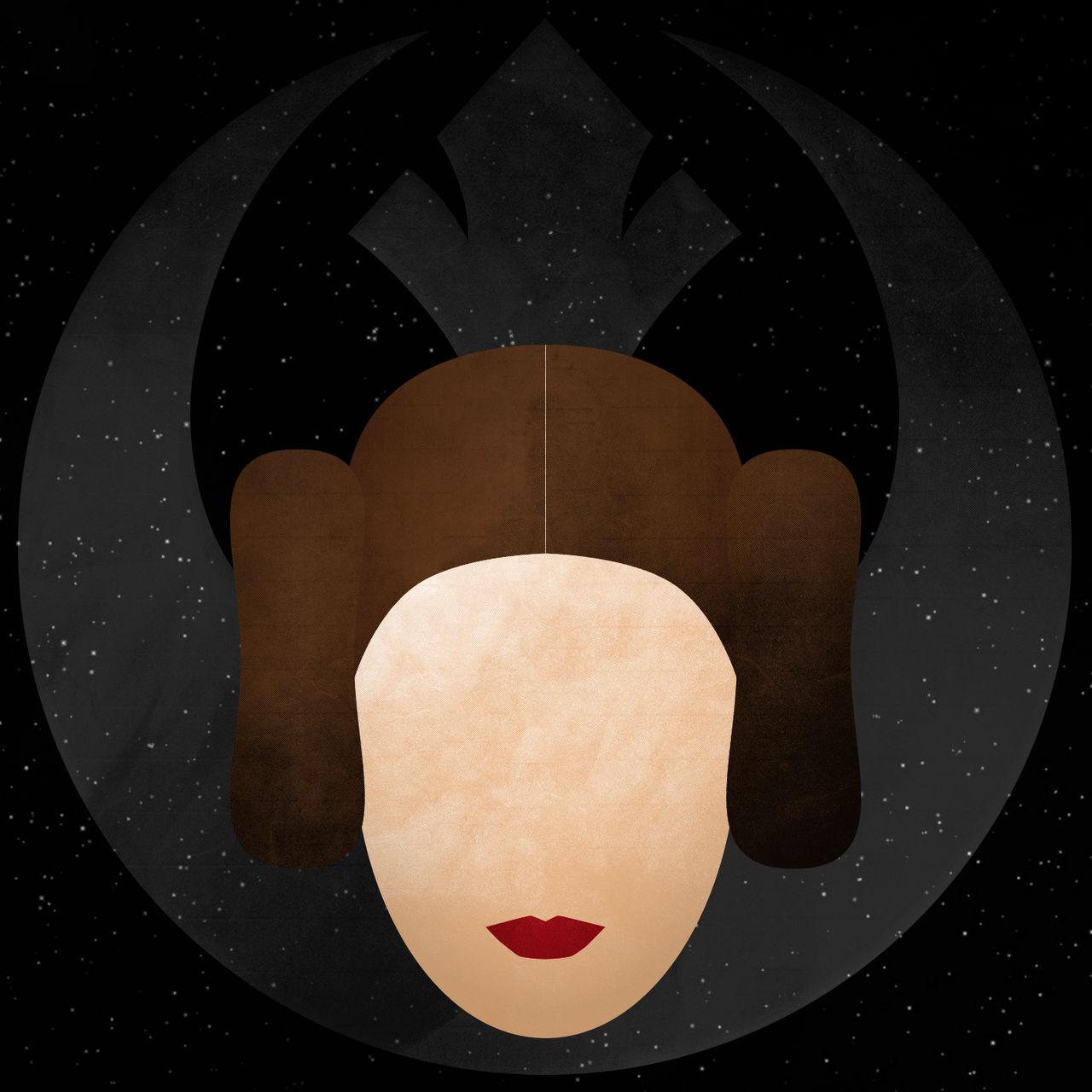 Leia by ransie84