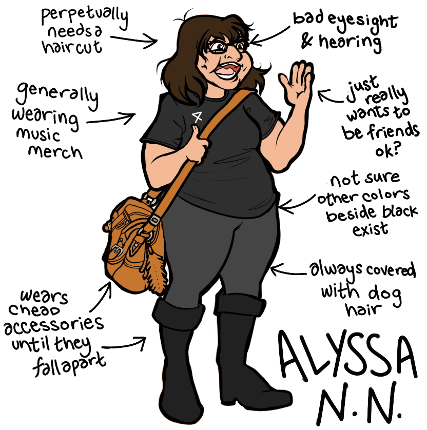 Alyssanine's Profile Picture