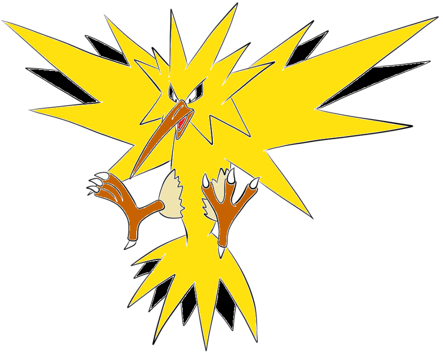 How To Catch Zapdos In Pokmon Fire Red 5 Steps With