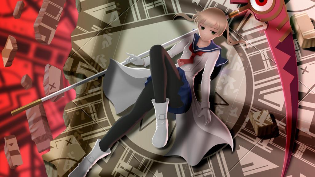 Manga Maka by SoulCatcher28