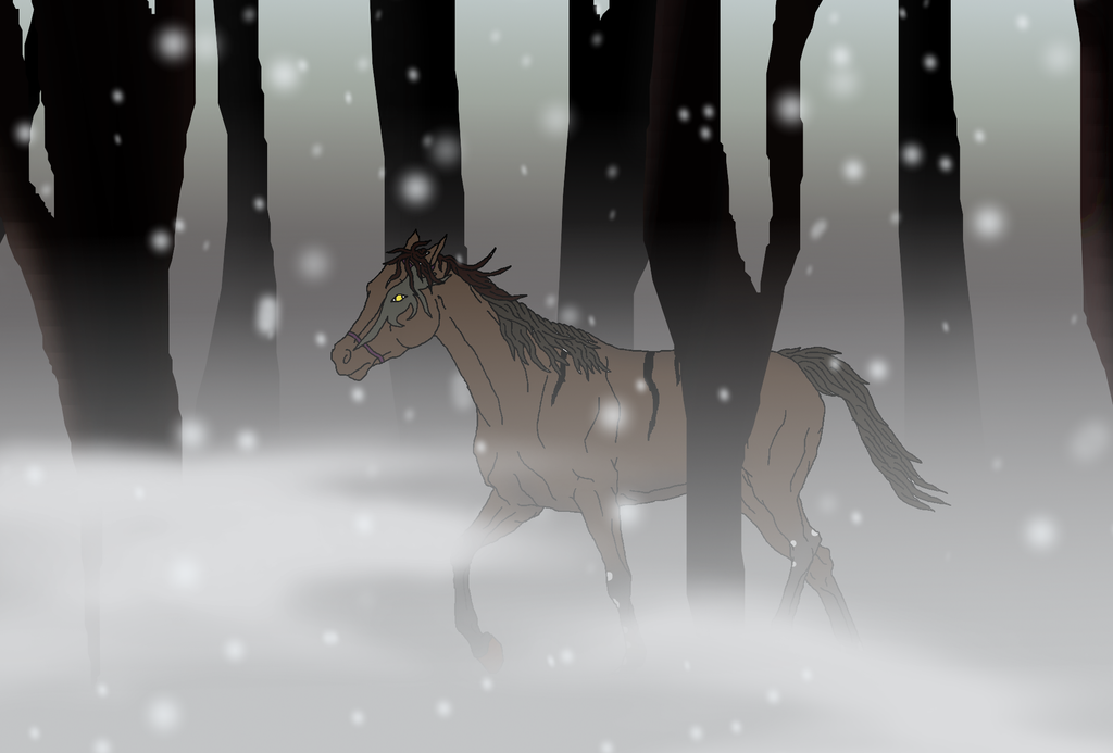 First Snow by Rumina-Larissa