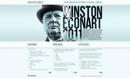 Winston Econ Art website