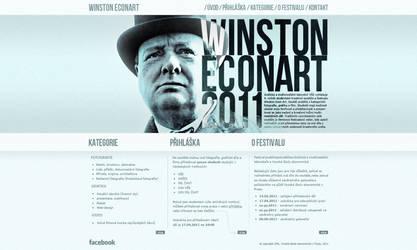 Winston Econ Art website