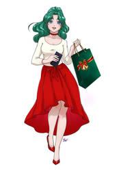 Michiru Christmas