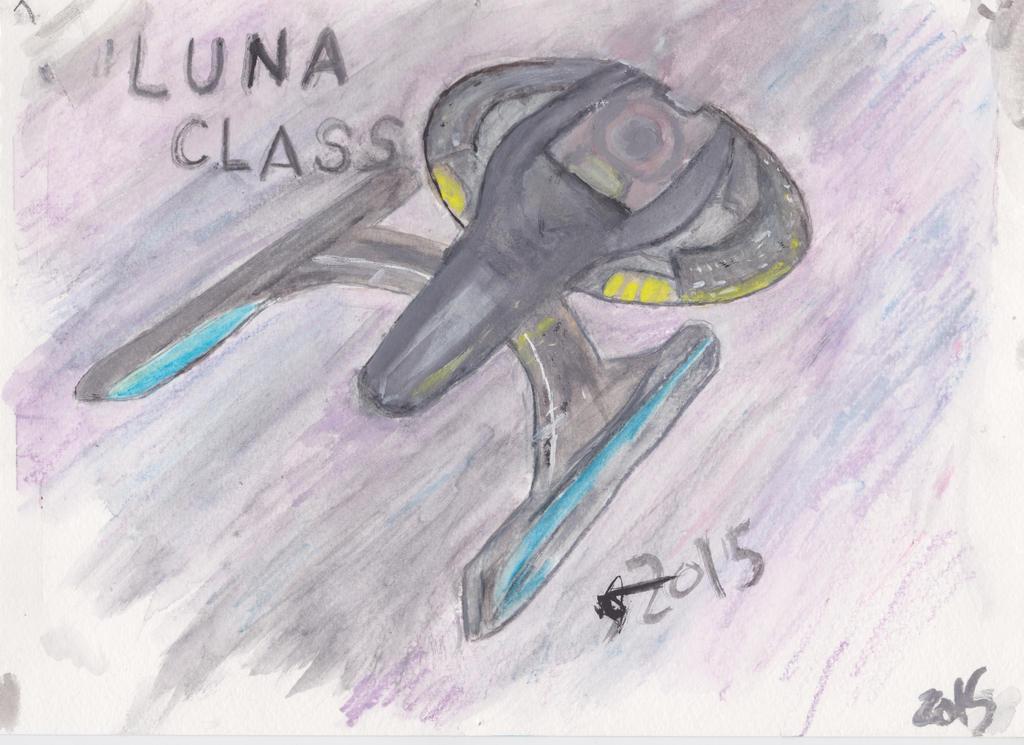 Luna Class by HaHaIScareU