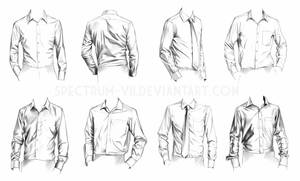A study in shirts-- formal