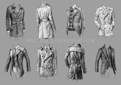 A study in coats