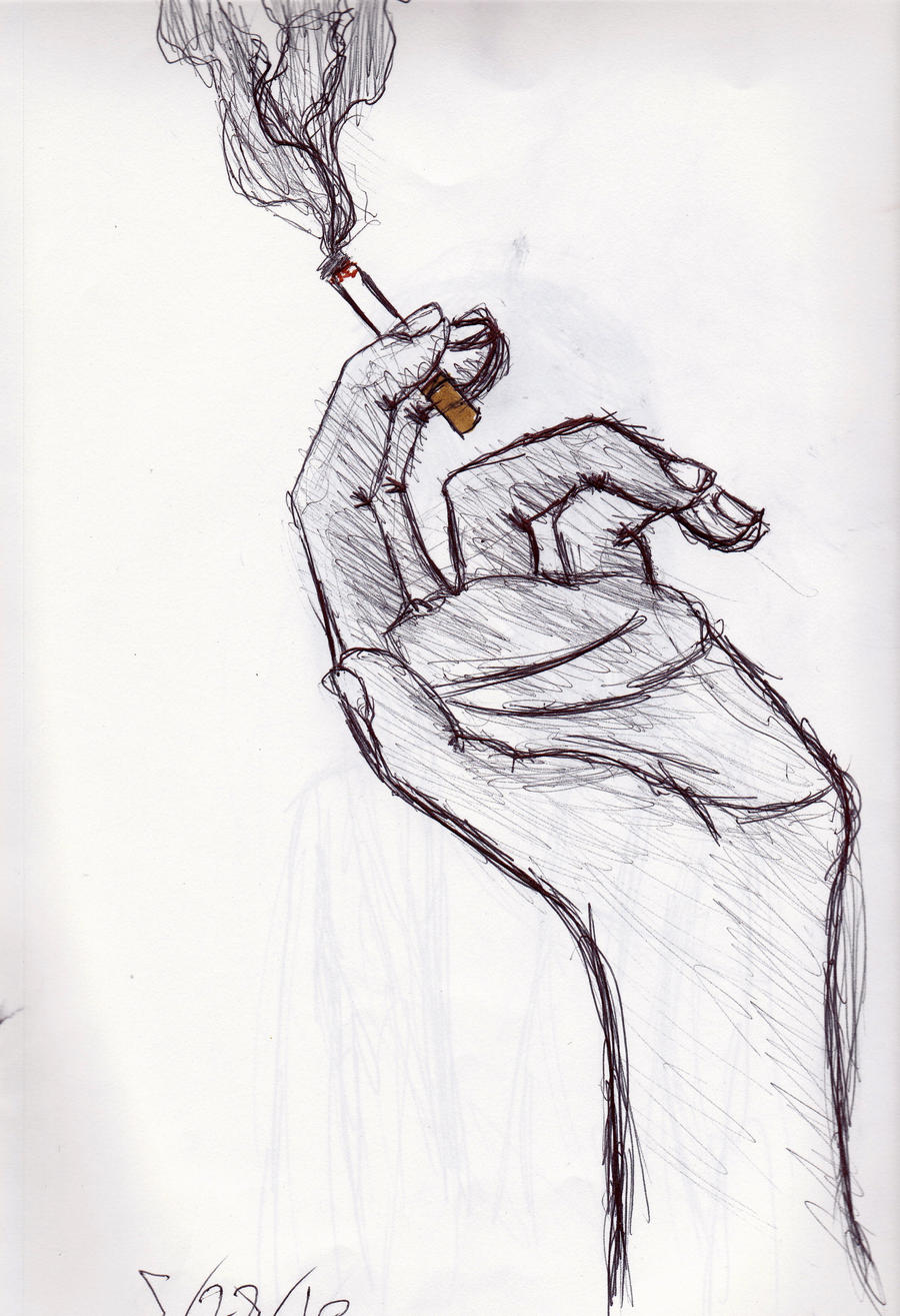 Watch My Cigarette Smoke by melovebeanpole on DeviantArt