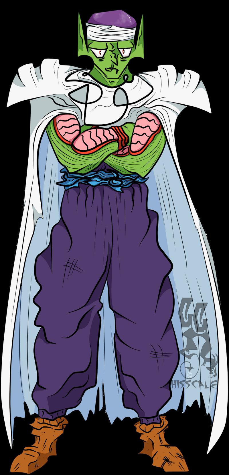 DB: Piccolo by Hisscale