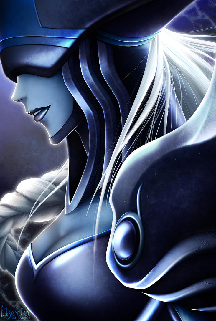 Lissandra by ikeda