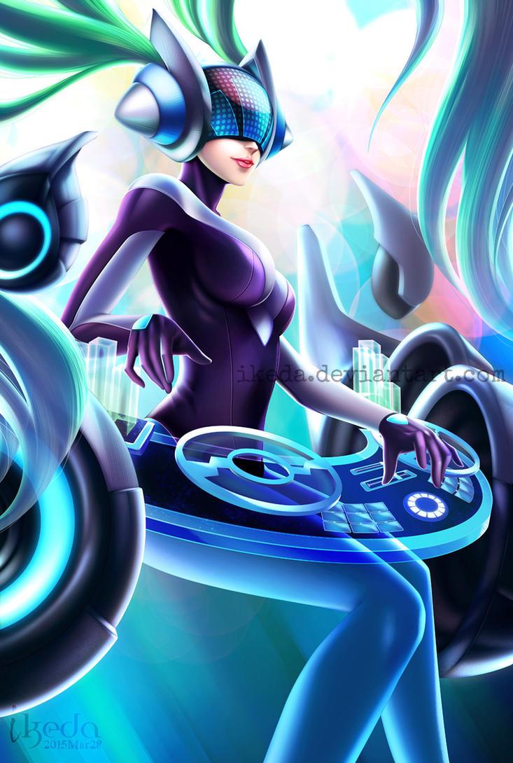 DJ Sona - Kinetic Airwaves by ikeda