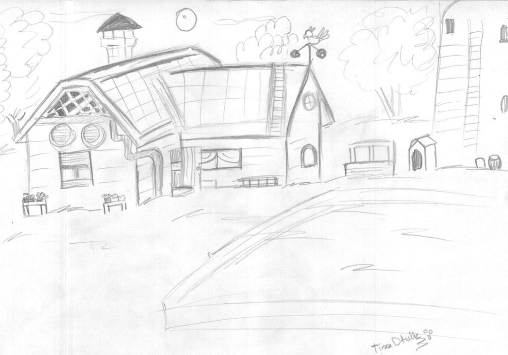 Ma galerie de dessin  Chocobo_farm_sketch___ffvii_by_tissedbulles_fandom-d9g2wlg