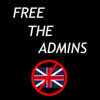 Free Our Admins by freetheadmins
